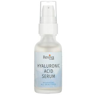 Reviva Labs, Suero con ácido hialurónico, 1 fl. Oz (29.5 ml)