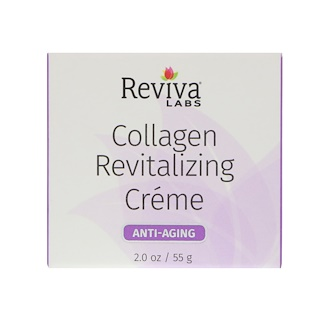 Reviva Labs, Collagen Revitalizing Cream, Anti-Aging, 2 oz (55 g)