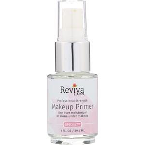 Ревива Лабс, Makeup Primer, 1 fl oz (29.5 ml) отзывы покупателей