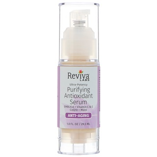 Reviva Labs, Purifying Antioxidant Serum, 1 fl oz (29.5 ml)