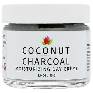 Ревива Лабс, Coconut Charcoal Moisturizing Day Creme, 2 oz (55 g) отзывы