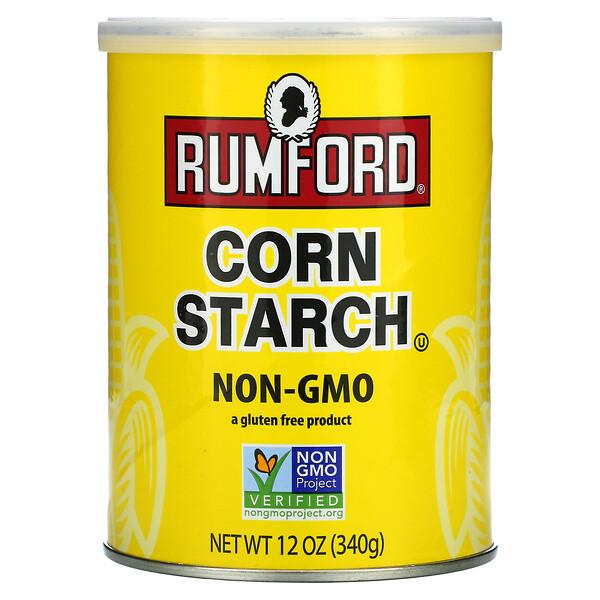 Corn Starch, 12 oz (340 g)