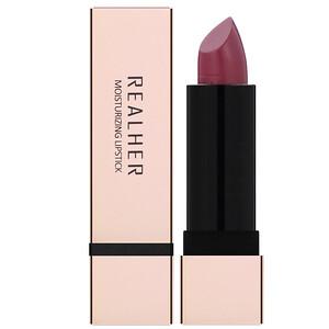 RealHer, Boss, Moisturizing Lipstick, Plum, 0.12 oz (3.5 g) отзывы
