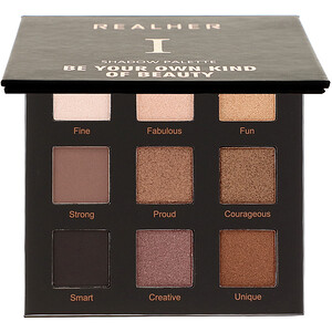 RealHer, Be Your Own Kind of Beauty, Shadow Palette I, 0.36 oz (10.8 g) отзывы