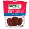 Rhythm Superfoods, Beet Chips, Sea Salt, 1.4 oz (40 g)
