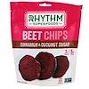 Rhythm Superfoods, Свекольные чипсы, Корица и кокосовый сахар, 1,4 унции (40 г)