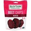 Rhythm Superfoods, Свекольные чипсы, без добавок, 1,4 унции (40 г)