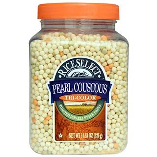 Rice Select, Pearl Couscous, Tri-Color, 11.53 oz (326 g)
