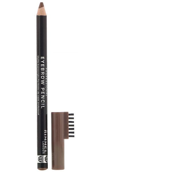 Professional Eyebrow Pencil, 002 Hazel, .05 oz (1.4 g)