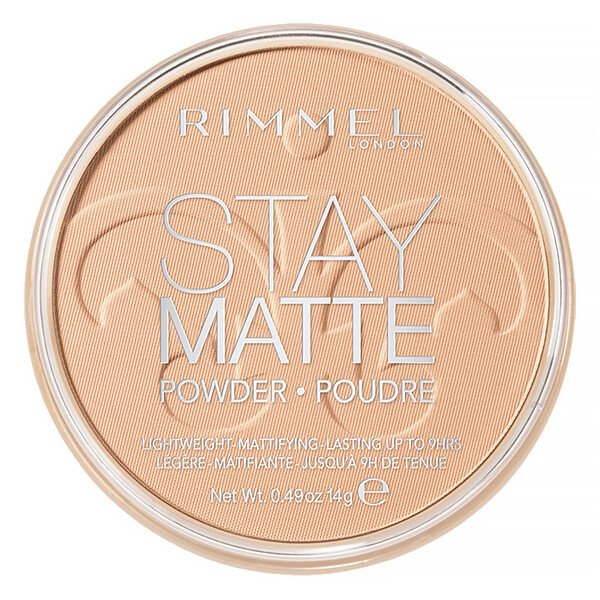 Stay Matte Pressed Powder, Lightweight Mattifying, 004 Sandstorm, 0.49 oz (14 g)