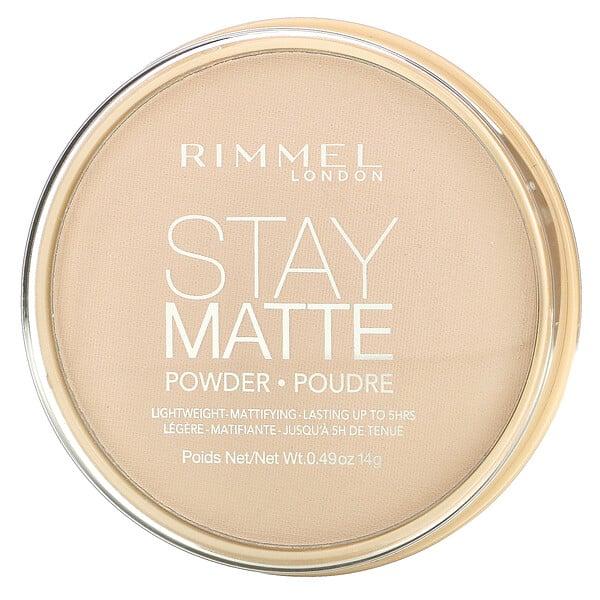 Stay Matte Powder, 003 Natural, 0.49 oz (14 g)