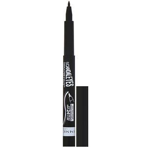 Rimmel London, Scandaleyes Thick & Thin Eyeliner, Black 001 , .0367 fl oz (1.1 ml) отзывы