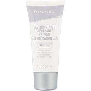 Rimmel London, Lasting Finish Breathable Primer, 1 fl oz (30 ml) отзывы