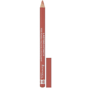Rimmel London, Lasting Finish, 1000 Kisses Stay On Lip Contouring Pencil, 080 Blushing Nude, .04 oz (1.2 g) отзывы покупателей