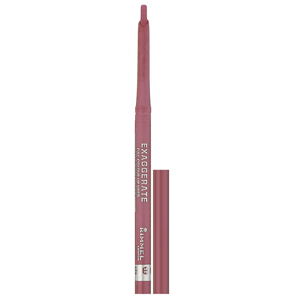 Rimmel London, Delineador Labial Exaggerate Full, 101 You're All Mine, 0,25 g (0,008 oz)