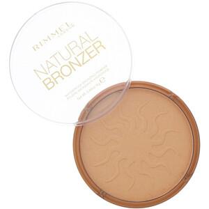 Rimmel London, Natural Bronzer, Waterproof Bronzing Powder, 020 Sunshine, 0.49 oz (14 g) отзывы