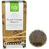 Rishi Tea, Organic Loose Leaf Tea, Pu-erh Vintage Reserve, 2.65 oz (75 g) (Discontinued Item)