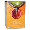 Rishi Tea, Organic Herbal Tea, Blueberry Hibiscus, 15 Tea Bags 1.69 oz (48 g)