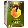 Rishi Tea, Organic Green Tea, Tropical Green, 15 Tea Bags 1.64 oz (46.5 g)