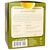 Rishi Tea, Органический зеленый чай,  зеленый жасмин, 15 чайных пакетиков, 1.48 унции (42 г) каждый