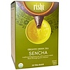 Rishi Tea, Organic Green Tea, Sencha, 15 Tea Bags 1.38 oz (39 g)