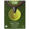 Rishi Tea, Organic Green Tea, Matcha Ginger Buzz, 15 Tea Bags, 1.59 oz (45 g)