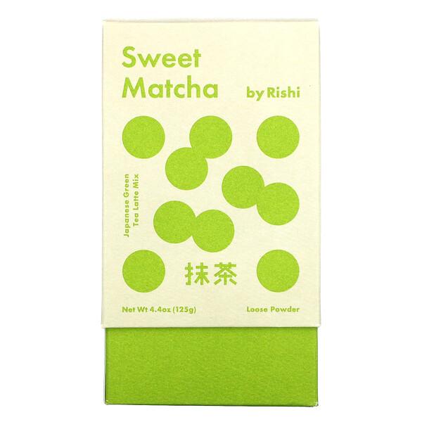 Sweet Matcha, Loose Powder, 4.4 oz (125 g)