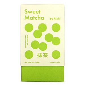 Rishi Tea, Sweet Matcha, Loose Powder, 4.4 oz (125 g)