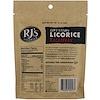 RJ's Licorice, ソフトな食感のリコリス、ラズベリー、7.05 oz (200 g)