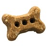 Riley's Organics, Dog Treats, Small Bone, Peanut Butter & Molasses Recipe, 5 oz (142 g)
