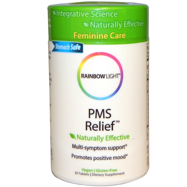 Rainbow Light, PMS Relief, 30 Tablets (Discontinued Item)