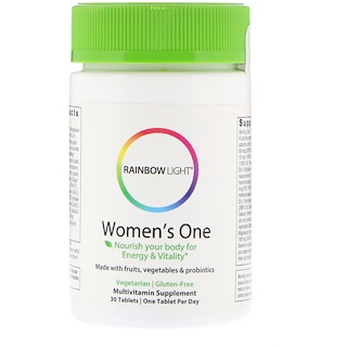 Rainbow Light, Women's One, 30 таблеток