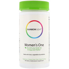 Rainbow Light, Women's One, 90 Tablets