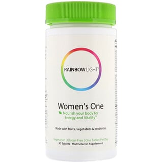 Rainbow Light, Women's One, 90 قرص