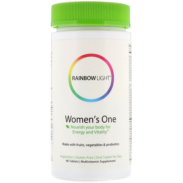 Rainbow Light, Women's One, 90 Tablettes