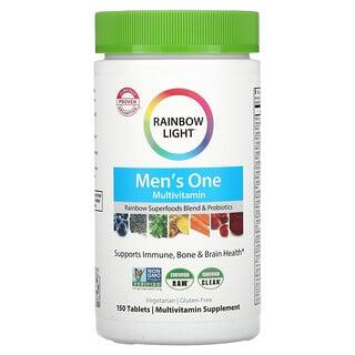 Rainbow Light, Multivitamine journalière pour hommes, 150comprimés