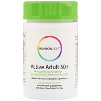 Active Adult 50+, 30 таблеток - фото