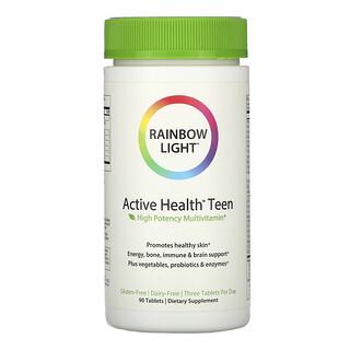 Rainbow Light, Active Health Teen , 90 Tablets