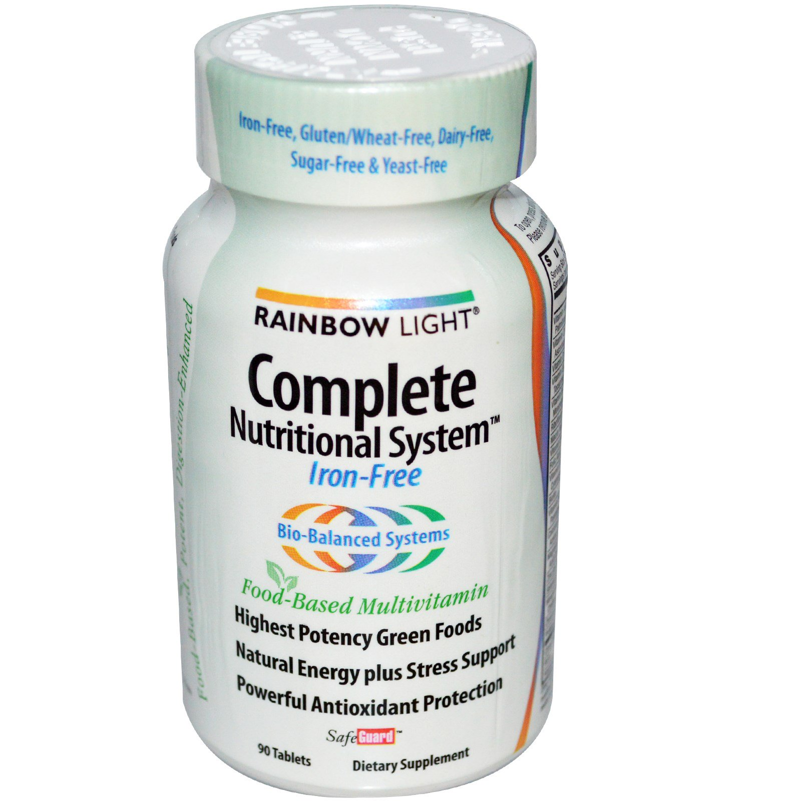 Rainbow Light Complete Nutritional Systemtm Multivitamin