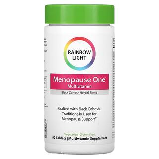 Rainbow Light, Menopause One, Multivitamin, 90 Tablets