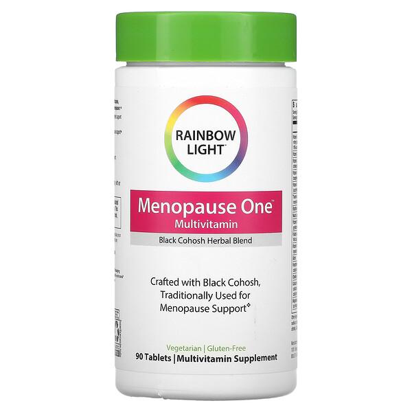 Menopausa One, Multivitamínico à Base de Alimentos, 90 Comprimidos