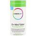 Мини-таблетки 50+, мультивитамины на основе продуктов питания, 90 мини-таблеток - изображение