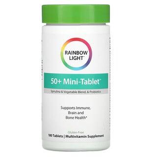 Rainbow Light, 50+ 迷你片,180 片