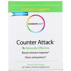 Rainbow Light, Herbal Prescriptives, 防守反擊, 啟動抵抗健康, 30片