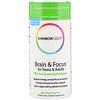 Rainbow Light, Brain & Focus for Teens & Adults, Food-Based Multivitamin, 90 Mini-Tabs