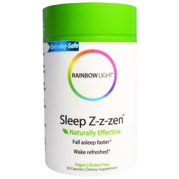 Rainbow Light, Sleep Z-z-zen, 50 Capsules (Discontinued Item)