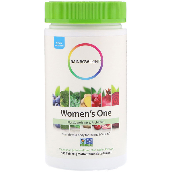 Rainbow Light, Women's One, 180 Tablets (Discontinued Item)