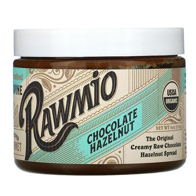 Купить Rawmio Chocolate Hazelnut Spread, 6 oz (170 g)
