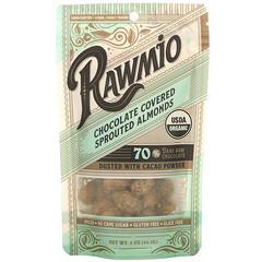 Rawmio, 巧克力發芽扁桃,2 盎司(56.7 克)