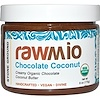 Rawmio, Creamy Organic Chocolate Coconut Butter, 6 oz (170 g) (Discontinued Item)